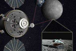 NASA Outpost Beyond Moon Could Lead to Mars | MN News Hound | Scoop.it