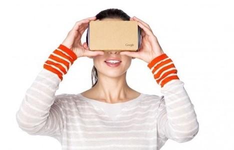 Notre sélection des 10 meilleurs jeux et applications de réalité virtuelle (Android) - Tablette-Tactile.net | Augmented Reality and Teaching | Scoop.it