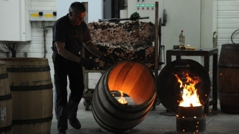 From wood to #wine : France dominates oak barrel trade | Vitabella Wine Daily Gossip | Scoop.it