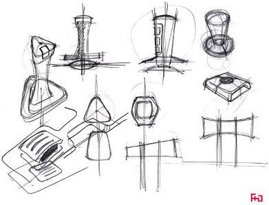 La Revue du Design : L'objet en question(s): Odicis, un cockpit imaginé par Thales et les designers de l'agence Félix+associés | Odicis Thales | Scoop.it