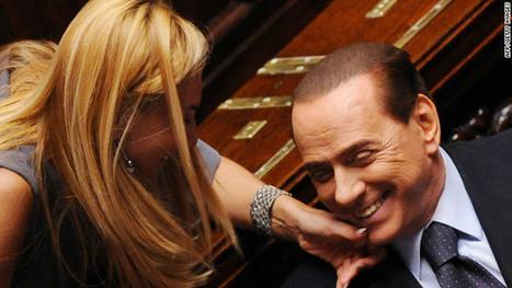 Berlusconi anuncia su regreso a la política italiana - CNN en Español   Un poco del mundo para Colombia   Scoop.it