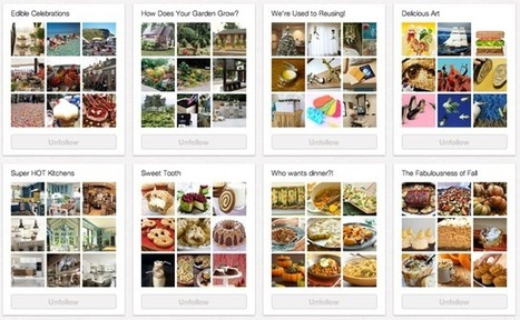 Ideas and Examples for Valuable and Engaging Curated Collections on Pinterest | Prionomy | Scoop.it