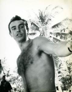 Vintage Sean Connery, Shirtless | Let's Get Sex Positive | Scoop.it