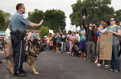 The Constitutional Crisis in Ferguson, Missouri | Raising Cain | Scoop.it