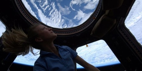 Astronaut Karen Nyberg's 14 coolest Pinterest pins from space | Pinterest | Scoop.it