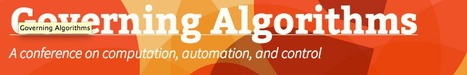 What participants recommend you read before the conference | Governing Algorithms,  #algorithms #PersonalData | Public Datasets - Open Data - | Scoop.it