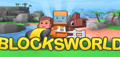 Linden Lab's take on Minecraft with Blocksworld | Play Serious Games | Scoop.it