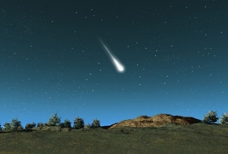 Meteor Explodes Over Argentina, Turns Night To Day - Space News - redOrbit   Science   Scoop.it
