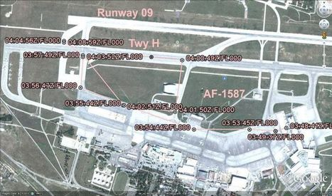Incident: Air France A319 at Sofia on Oct 16th 2012, rejected takeoff from taxiway | Technology and Risks | Scoop.it