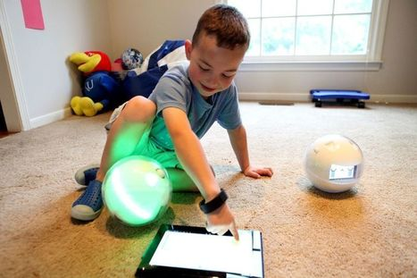 Une campagne participative pour le robot Leka, conçu pour aider les enfants avec autisme. | Prix OCIRP Handicap | Scoop.it