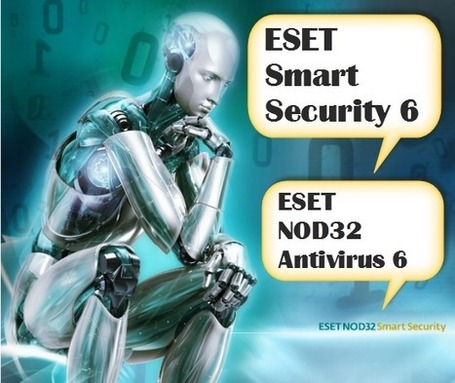Eset nod32 antivirus 6 username and passwords