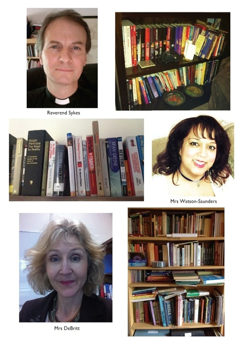 Competition: Match the selfie to the shelfie! | HPPC Library | Teacher Librarians Rock | Scoop.it