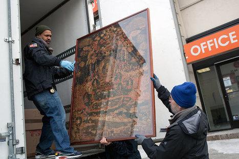 New York Authorities Seek Custody of Stolen Artifacts Worth Over $100 Million   The New York Times   Kiosque du monde : Amériques   Scoop.it