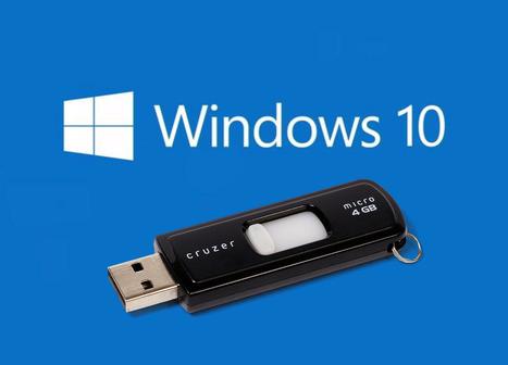 3 Easy Ways To Create UEFI or Legacy Bootable USB Windows 10 Installation Media - WinBuzzer | WinTechSolutions | Scoop.it