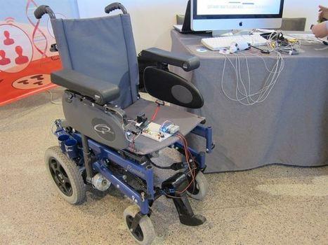 Avances en robótica para accesibilidad de mayores - Europa Press | La calidad de vida | Scoop.it
