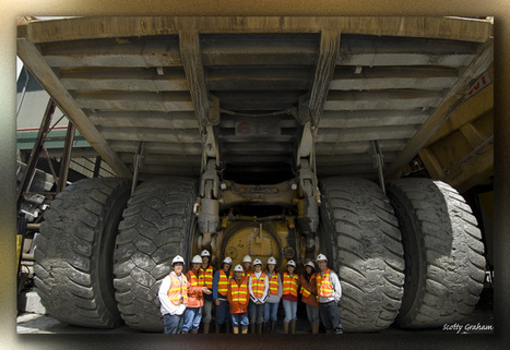 Images From Freeport Mine | AP Human Geography Education | Scoop.it