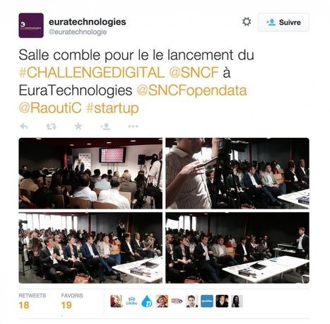 SNCF Challenge Digital : les transports de demain avec l'open innovation | Veille Achats RSE & Territoires | Scoop.it