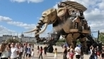 A French Amusement Park Populated With Steampunk Creatures - DesignTAXI.com | Just Put Some Gears on It | Scoop.it