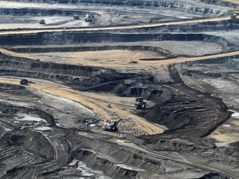 These Pictures May Give You Nightmares About The Canada Oil Sands | Geografía | Scoop.it
