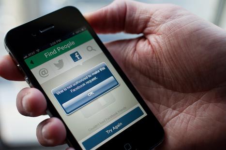 Facebook obligé de s'expliquer auprès des développeurs à cause de Twitter - Journal Facebook | Le marketing des media sociaux | Scoop.it