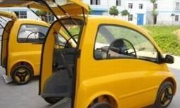 Le fauteuil roulant se métamorphose en voiture électrique | Avoir du savoir ville durable | Scoop.it