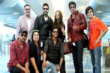 Happy New Year SLAM TOUR: Shah Rukh Khan, Deepika Padukone in Houston | Bangalore Wishesh | Scoop.it