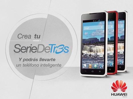 Arma tu #SerieDeTr3s y gana un Huawei Evolución 3 | Tecnología | Scoop.it