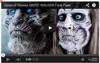 Vê o novo post: Pinturas e Maquilhagem de Elsa Rhae Creations | K2o3.com | Scoop.it