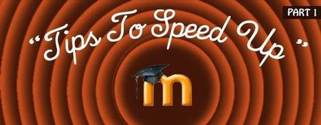 Boosting Moodle Performance - Tips to Speed up Your Moodle Install | Digital-News on Scoop.it today | Scoop.it