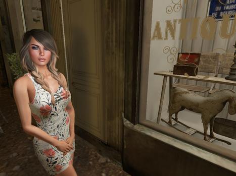 Flirty & Free : Free Dress + Amazing Sim | Finding SL Freebies | Scoop.it