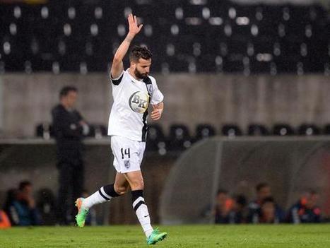 V. Guimarães - Alex tem mialgia - V. Guimarães: Alex tem mialgia na coxa esquerda | Maisfutebol.iol.pt | Vitória de Guimarães | Scoop.it