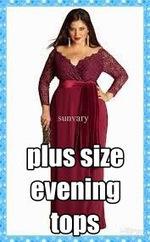 Plus size evening tops | Curvefashion | Scoop.it