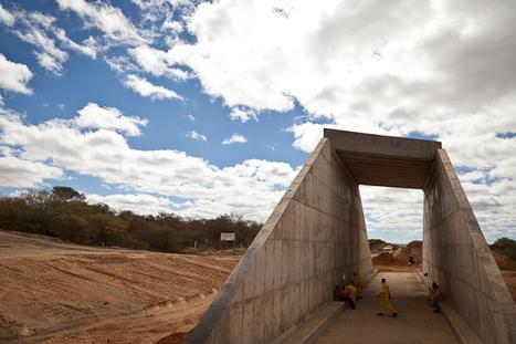 Caminhos da Safra » Transnordestina em construção, mas ritmo é lento » Arquivo | Agribusiness - Brasil | Scoop.it