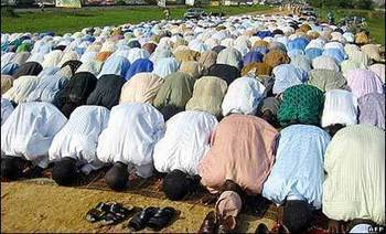 Muslims pray for the Nation: We're not terrorists - Ahmad - Vanguard News | Propertyfinder Nigeria | Scoop.it