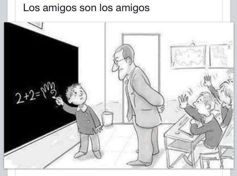 2+2=lagun ///// L@s amig@s son los amig@s | MATEmatikaSI | Scoop.it