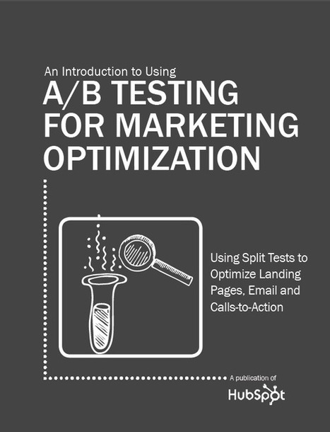 Free Ebook: An Introduction to A/B Testing | Measuring the Networked Nonprofit | Scoop.it