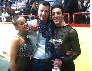 I monrealesi Rosario Renda e Santina Gambino ai campionati del mondo di danza latino-americana. | Danza e fitness | Scoop.it