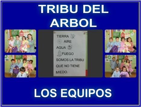 INFAN-TIC . AZUL Y BLANCO.: PROYECTO LA TRIBU EXPLORADORA | @nievescout | Scoop.it