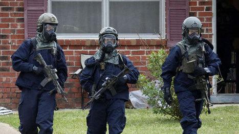 The HazMat/Tactical raid of ricin letter suspects Mississippi home (Photos ... - Guns.com | Hazardous Materials Training | Scoop.it