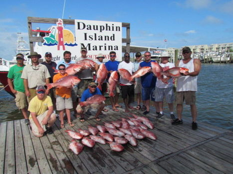 Under proposed red snapper regulations, everyone loses | Hunting and Fishing in Alabama | Scoop.it