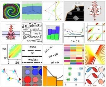 Data Visualisation ou l'art de se faire comprendre   bioinfo-fr.net   Numérique culturel jeunesse   Scoop.it