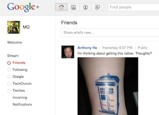 Good First Sign: I Have A Strong Desire To Keep UsingGoogle+ | AJCann | Scoop.it