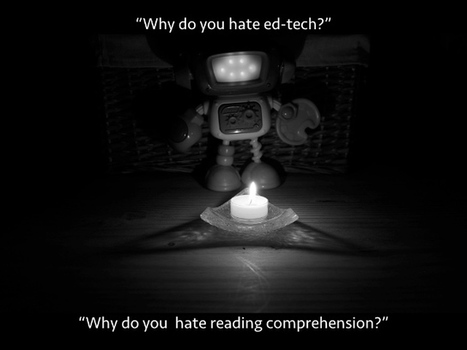 And So, Without Ed-Tech Criticism... | EDUCONNECT | Scoop.it