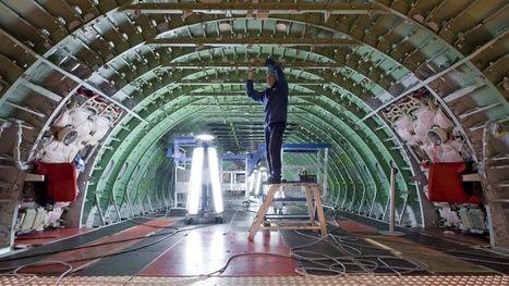 Le robot Asimov fait son entrée chez Airbus | Une nouvelle civilisation de Robots | Scoop.it