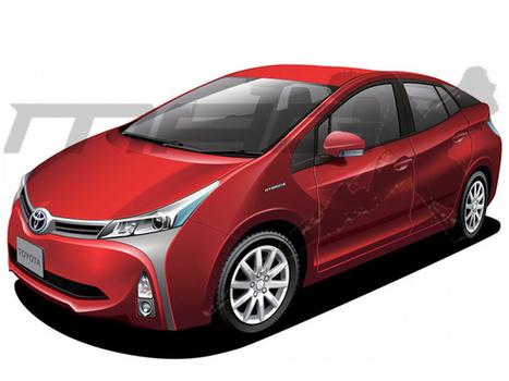 2016 Toyota Prius Redesign   Car Innovation   Scoop.it