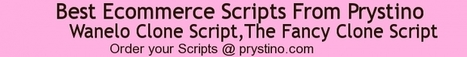 Best Ecommerce Scripts From Prystino | Clone Script | Scoop.it