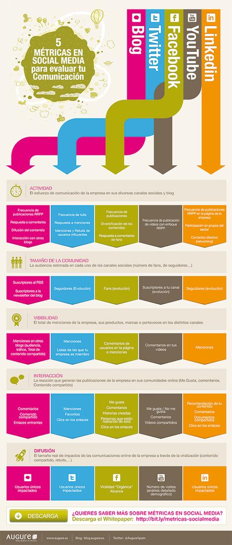 Métricas Indispensables para una Estrategia de Marketing Online ... | Marketing 2.0 | Scoop.it