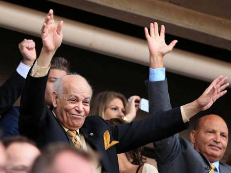 Dr Assem Allam: 'I don't mind them singing 'City till we die'. They can die as soon as they want' | Football Governance | Scoop.it