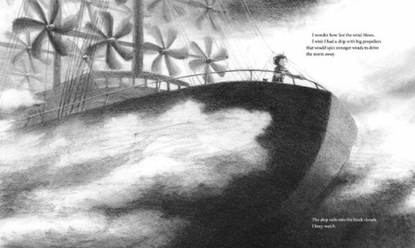 The Storm: A Lovely Illustrated Parable of Fear, the Frustration of Uncontrollable Events, and the Redemptive Power of Surrendering to Life's Ebb and Flow   Consciousness & Creativity   Scoop.it