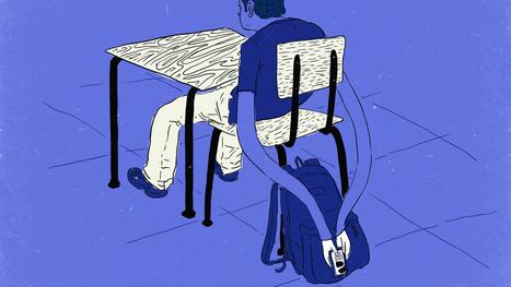 Reflexiones de un profesor universitario (II): Usar el móvil en clase es una mala idea - Esencial Blog | Noticias educación - business schools | Scoop.it